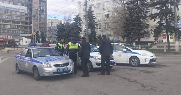 Ужесточение режима «самоизоляции» в Крыму: протоколы выписывают пачками