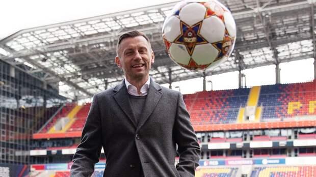 Ярошик: «Решение назначить Олича главным тренером ЦСКА меня удивило. У него нет опыта»