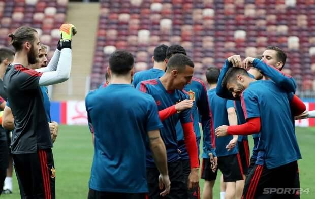 Кукурелья впервые вызван в сборную Испании. Он заменит Гайя