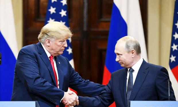 Американской независимости конец: Война России и Китая за США началась