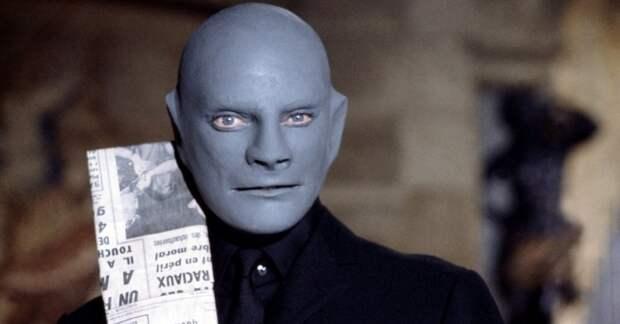 Как в жизни выглядел актер, сыгравший Фантомаса