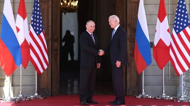 Устроивших давку на женевском саммите американцев пришлось разгонять