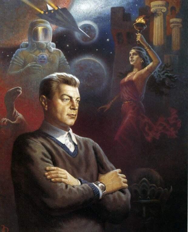 Гений советской фантастики - Иван Ефремов