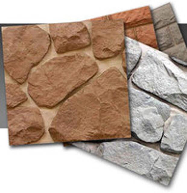 Как изготовить декоративный камень в домашних условиях.