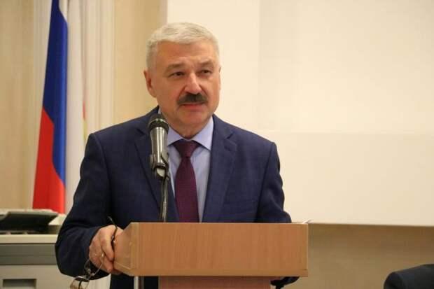 Экс-глава Новосибирского района возглавил инспекцию гостехнадзора