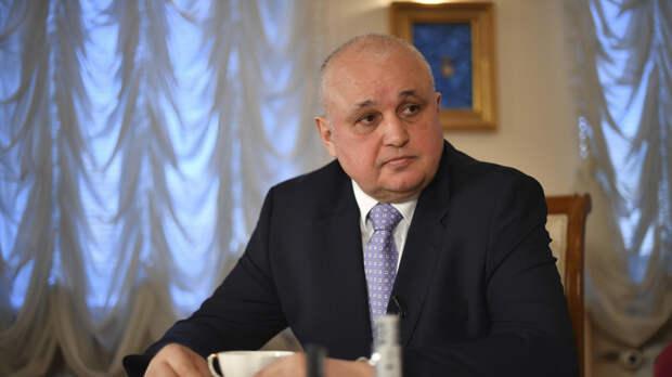 Губернатор Кемеровской области обратился к родным жертв авиакатастрофы в Кузбассе