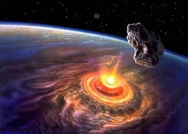 Огромный астероид ударит планету в сентябре-декабре. Так говорят чешские астрономы