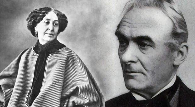 Если бы он меня понял, то спас бы: Жорж Санд иПроспер Мериме