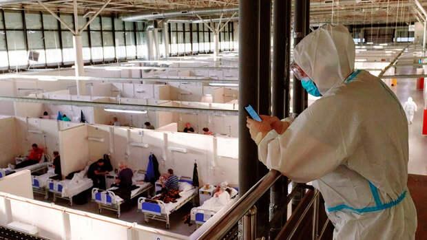 В Петербурге из-за ситуации с коронавирусом будет усилен контроль за работой сферы услуг
