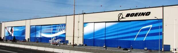 Boeing в январе остался без новых заказов впервые за 58 лет