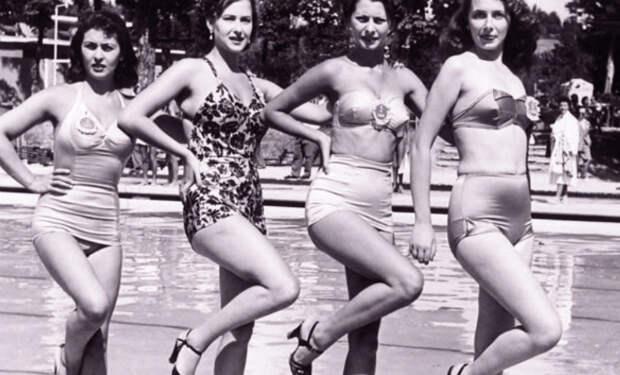 Мисс Италия в 20 веке: как выбирали самых красивых итальянок