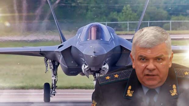 Испортив 3 тысячи боевых самолетов, украинцы хотят пересесть на F-35