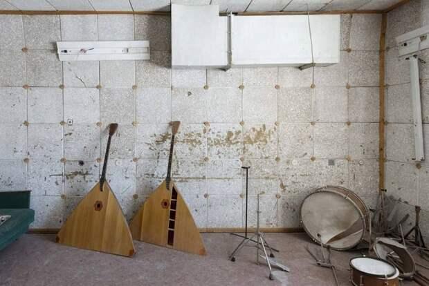 5 фото заброшенного советского поселка посреди Северного Ледовитого океана