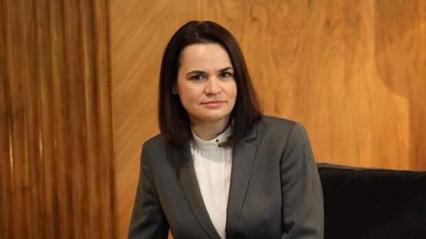 Тихановская заявила, что готовит поправки в конституцию Белоруссии