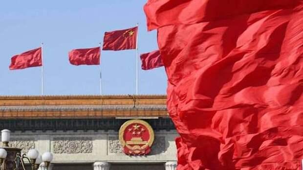 В Китае принят закон о противодействии иностранным санкциям