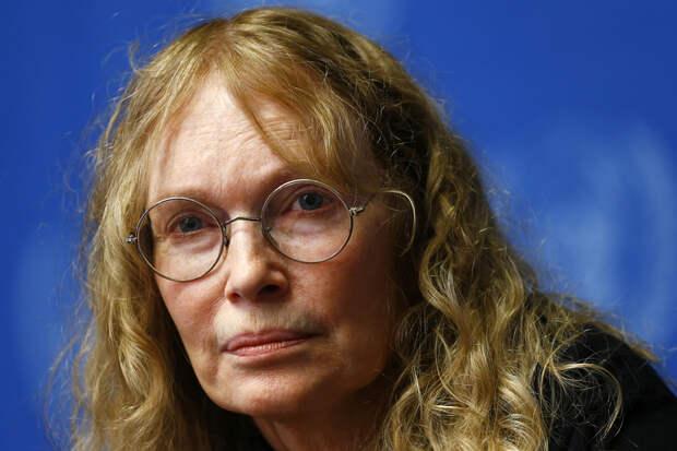 Бывшая жена снова обвинила Вуди Аллена в растлении её дочерей