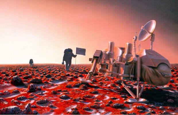 """Первым """"марсианам"""" будет очень тяжело"""