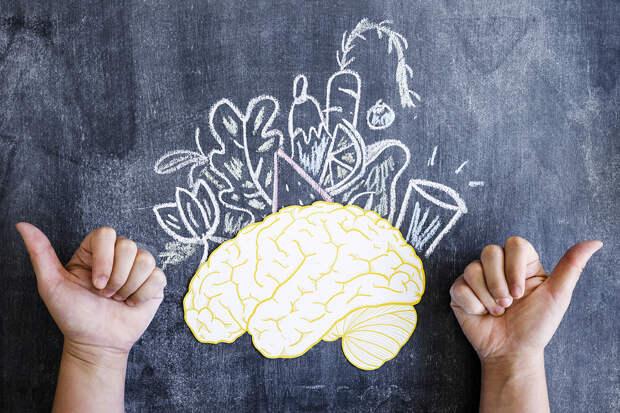 Диетолог назвала самые полезные для здоровья мозга продукты