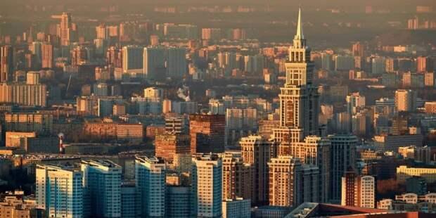 Собянин внёс в Мосгордуму законопроект об изменении бюджета на 2021-й год. Фото: М. Денисов mos.ru