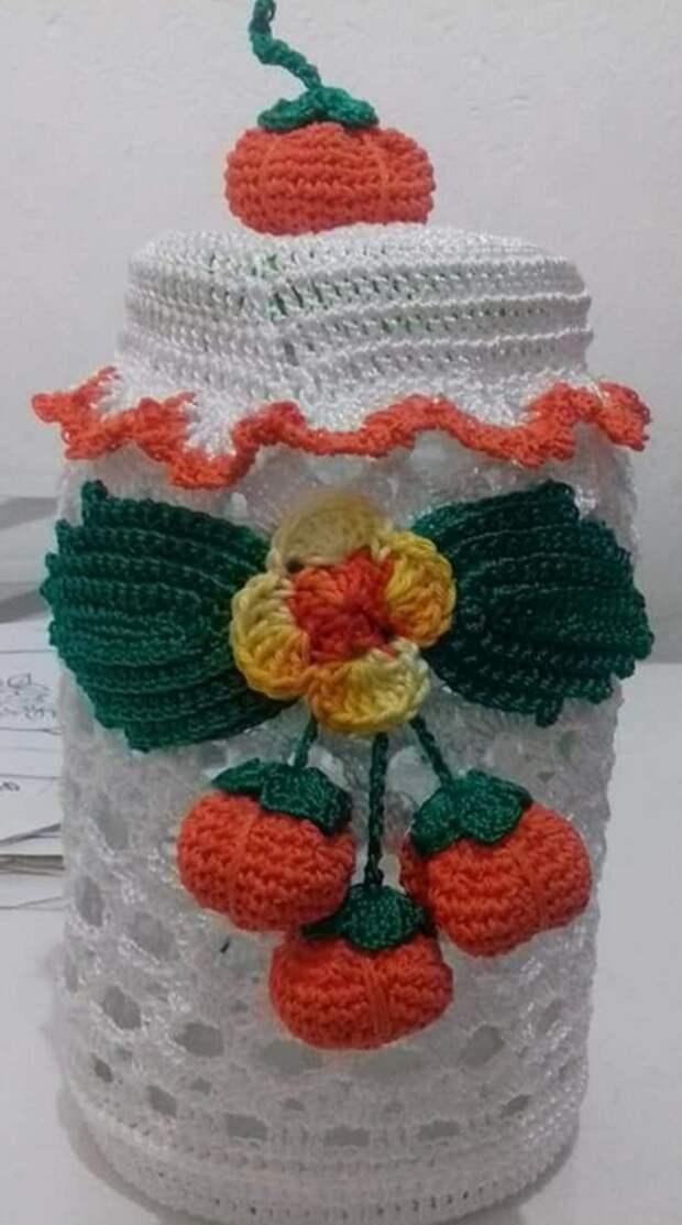 Красивые идеи для вязания крючком. Что только не придумают рукодельницы!