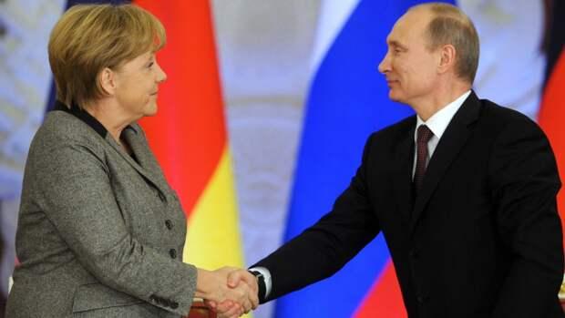 Поляки возмущены словами Меркель о добрососедстве с Россией
