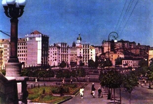 """Советская Украина: фото из журнала """"Огонек"""""""