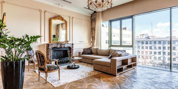 Москвичи вкладывают все деньги в квартиры