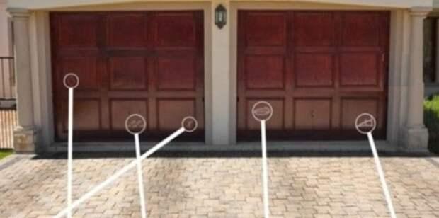 Если вы увидите на своих дверях ЭТИ знаки, немедленно стирайте их и звоните в полицию!