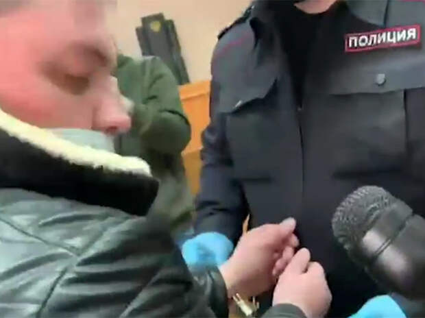 Приговор Владимиру Санкину восприняли неоднозначно