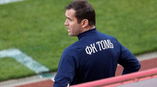 Кержаков стал лучшим тренером месяца в ФНЛ