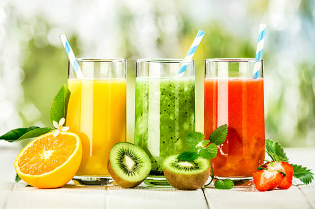Что лучше пить в жару