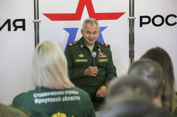 Шойгу пообещал не допустить повторения событий 90-х годов в России