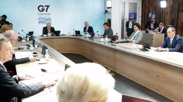 Лидеры G7 призывают к денуклеаризации Корейского полуострова
