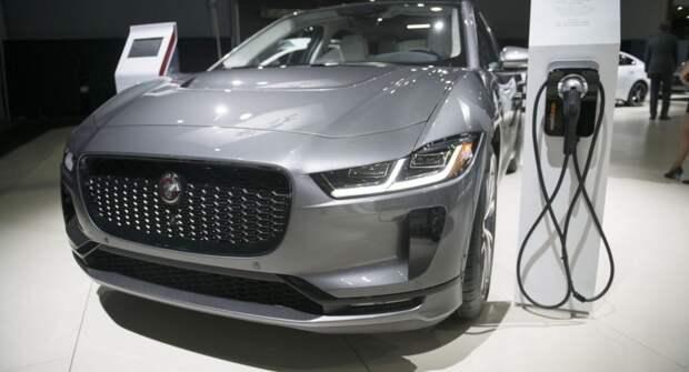 Jaguar Land Rover через 5 лет будет выпускать только электрокары