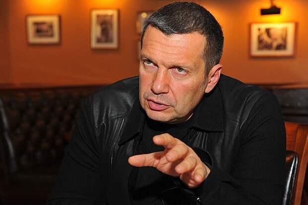 Соловьев связал санкционные инициативы Навального с душевным расстройством