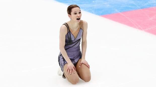 Фигуристка Павлюченко вылечилась от мононуклеоза и вернулась к тренировкам