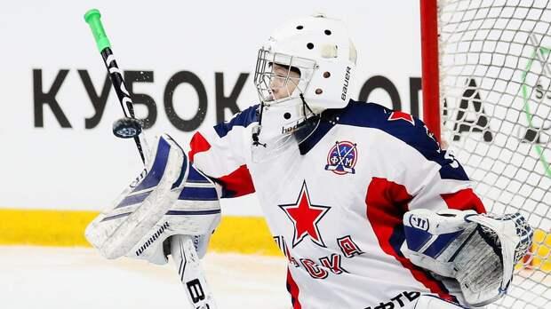 Названы лучшие игроки Международного юношеского хоккейного турнира «КУБОК ŠKODA»