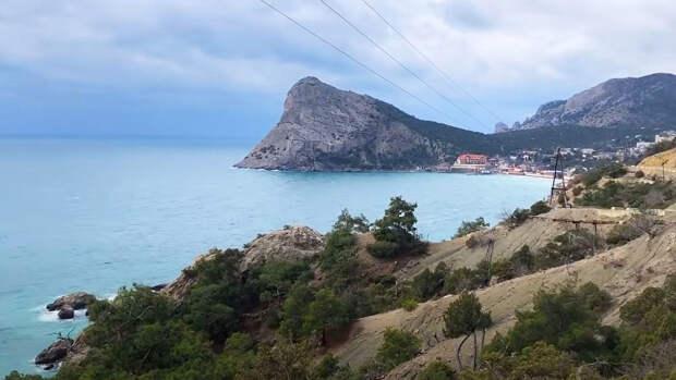 Беспилотник ВВС США провел разведку в закрытом районе у берегов Крыма