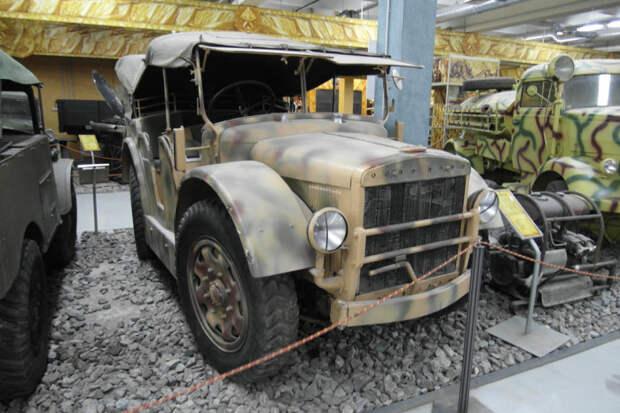 6 уникальных автомобилей Второй мировой войны, о которых вы никогда не слышали