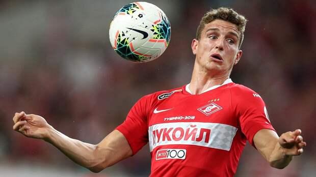 Самый дорогой игрок в истории «Спартака» летом вернется в клуб. Он не нужен в Германии