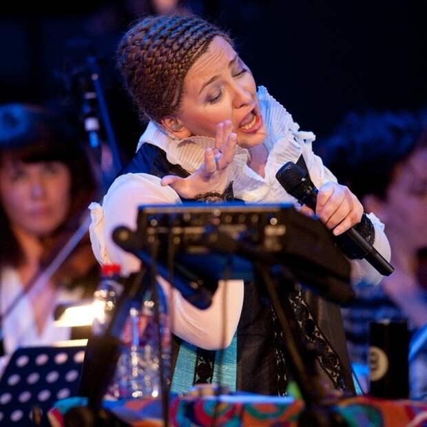 Певица Нино Катамадзе назвала Россию оккупантом