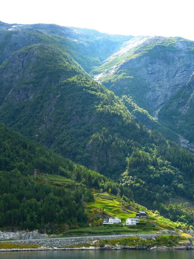 fjords21 Самые красивые фьорды Норвегии