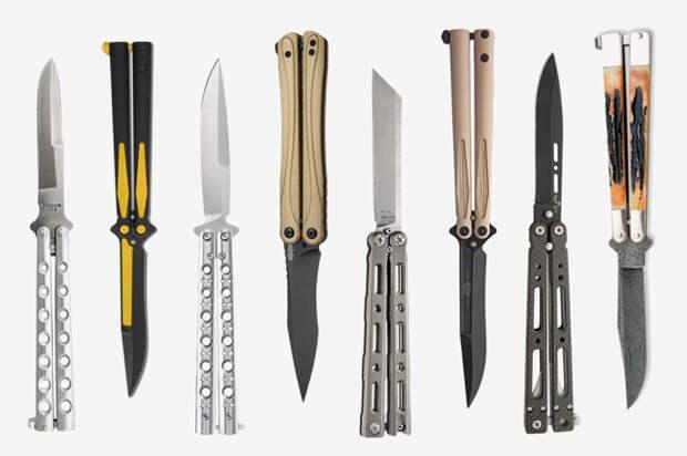 Сегодня такие ножи делают по всему миру. ¦Фото: aseanrecords.world.