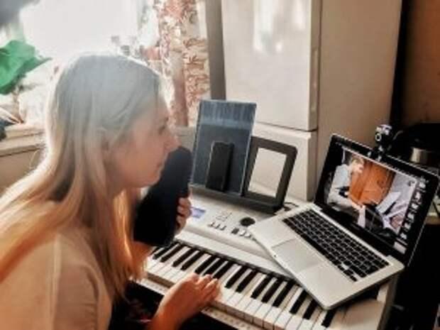 Частные музыкальные уроки с возможностью онлайн занятий