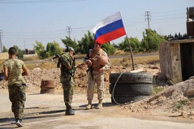 Турецкие военные открыли огонь пороссийским постам насевере Сирии