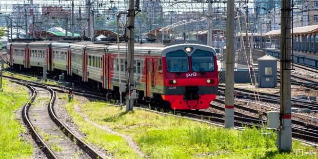 Часто ли вы пользуетесь электричками Рижской железной дороги? – новый опрос жителей района