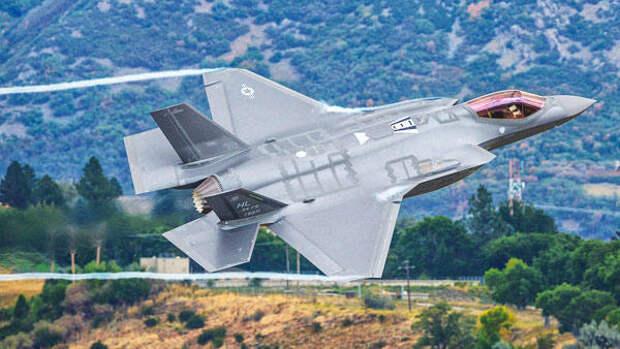 Турция заявила о начале диалога с США по F-35