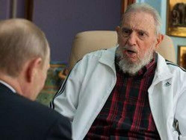 Новость на Newsland: Фидель Кастро назвал главную ошибку США и стран Европы