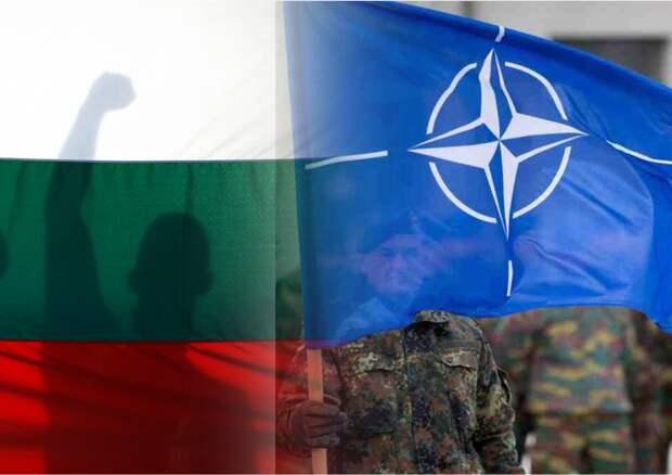 В Болгарии выдвинули требование войскам НАТО, заблокировав турецкие эшелоны