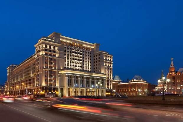 Самый роскошный ресторан советской Москвы